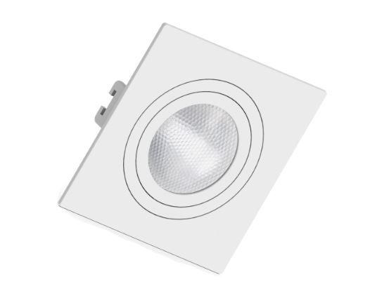 Spot Embutir PAR 20 Branco - Sistema Click