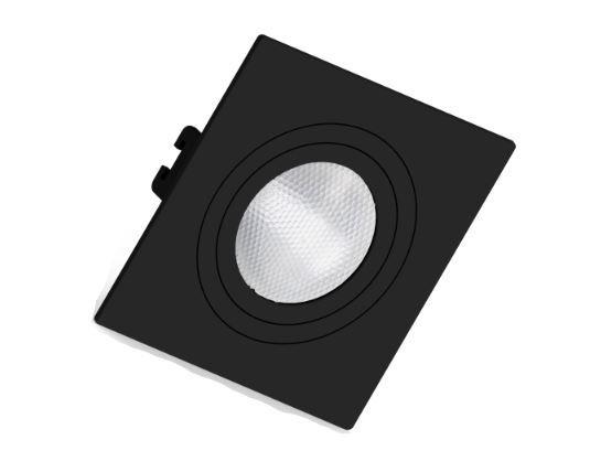 Spot Embutir PAR 20 Preto - Sistema Click