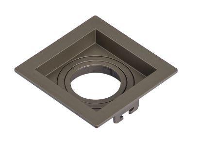 Spot Embutir PAR 20 Chumbo Metálico Recuado - Sistema Click