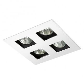 Spot Embutir Para 4 Lamp Led GU10 - BL1021/4 - Bellaluce