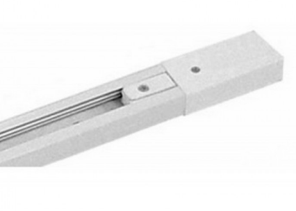 Trilho Eletrificado 01 Metro - Branco  - 9led
