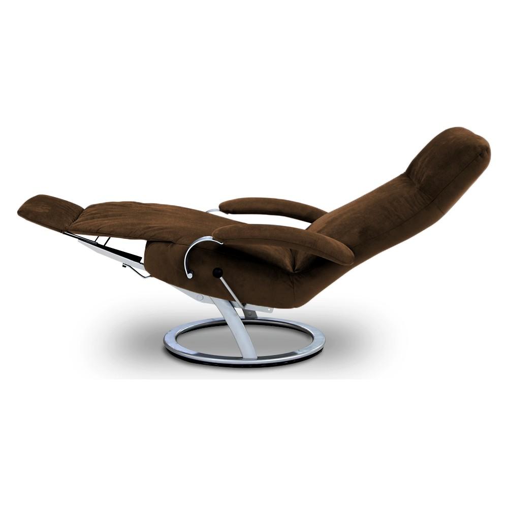 Poltrona reclinável Kiri em tecido  - Interdomus LAFER