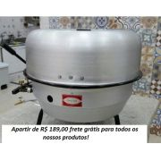 "FORNO MINI CHEFF PLUS ""CAPA DUPLA"