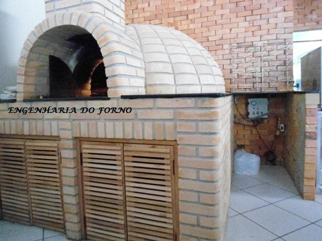 FORNOS A LENHA MAURO LUCENA  - FÓRUM DE PIZZAS