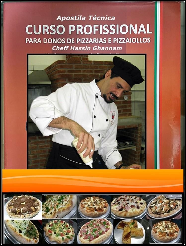TRILOGIA CURSO PIZZAIOLLO - PROMOÇÃO DIAS DOS PAIS 2018  - FÓRUM DE PIZZAS