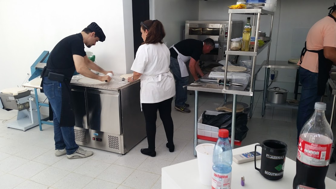 CONSULTORIA DO CHEFF HASSIN EM SEU LOCAL  - FÓRUM DE PIZZAS