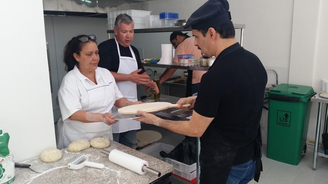 CONSULTORIA REMOTA OU PRESENCIAL DO CHEFF HASSIN EM SEU LOCAL  - FÓRUM DE PIZZAS