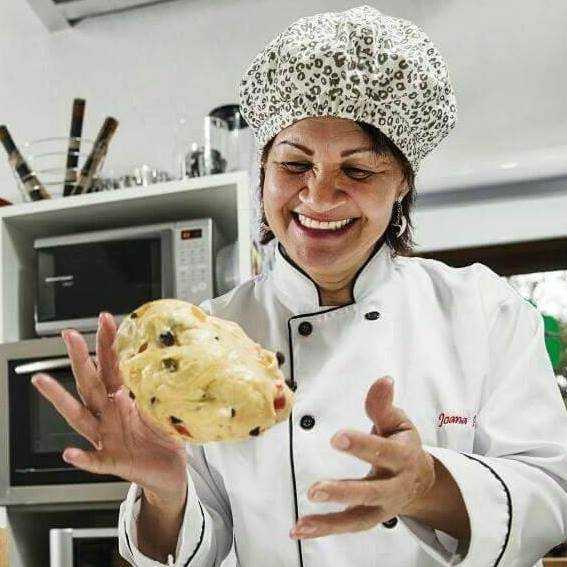 CURSO DE PANETONE – Chef Joana Darc (Joana Pães)  - Fórum de Pizzas Vendas online