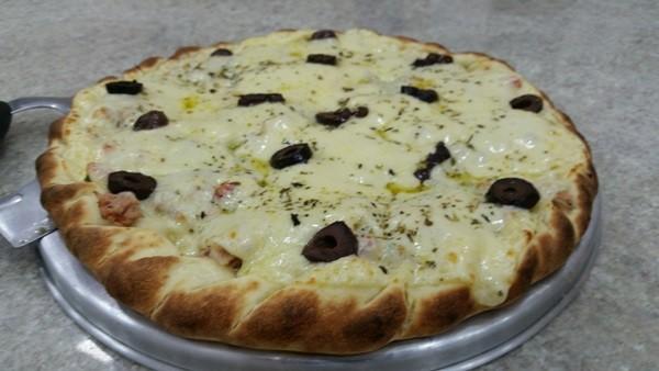 Massa Pan Especial do Cheff Hassin  - FÓRUM DE PIZZAS