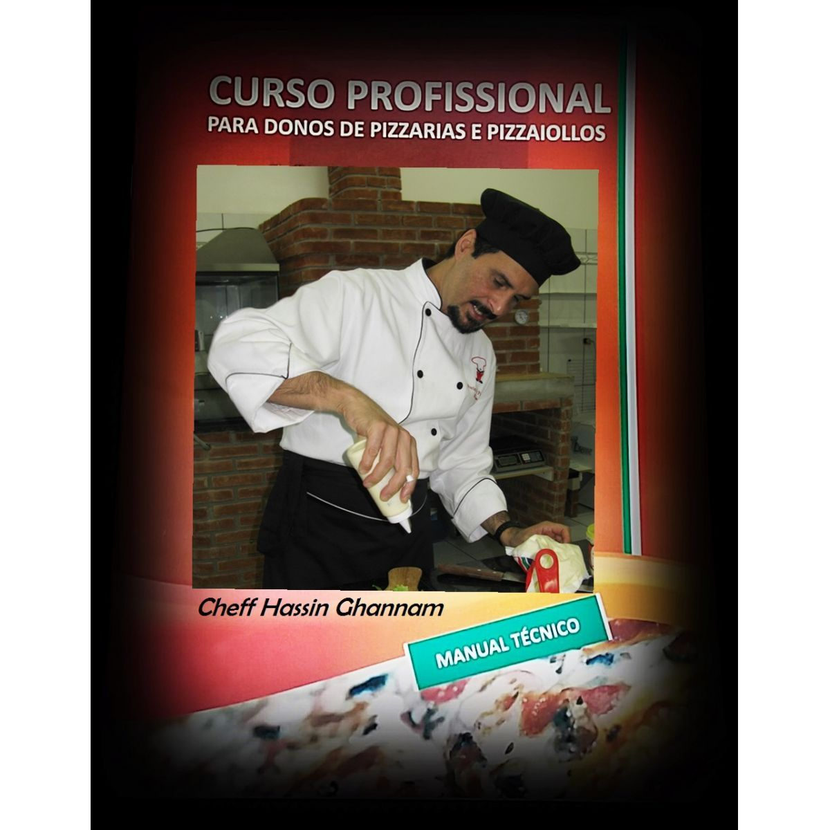 CURSO TRILÓGICO ONLINE EM 4 DVDs - 3 VOLUMES E 9 DOCUMENTOS.  - FÓRUM DE PIZZAS