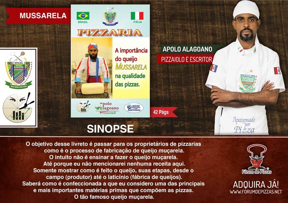 DOCUMENTOS PROFISSIONAIS DO SEGMENTO PIZZEIRO DO CHEFF APOLO -  DUAS TRILOGIAS COMPLETAS  - Fórum de Pizzas Vendas online