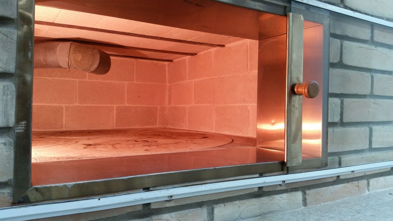 FORNO LAS LENHAS C/BASE GIRATÓRIA DO FÓRUM DE PIZZAS  - Fórum de Pizzas Vendas online