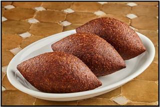 Receita do Quibe Frito do Cheff Hassin Ghannam  - FÓRUM DE PIZZAS
