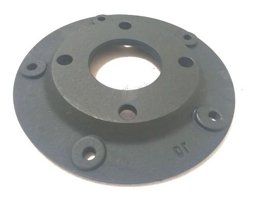 01 Pç Adaptador Roda Fusca 4 Furos 4x130mm P/ 5x205mm Spf