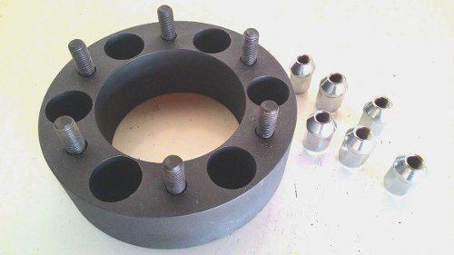 02 Adaptador Roda Hylux 6x139,7mm P/ 6x114,3mm Frontier 30mm