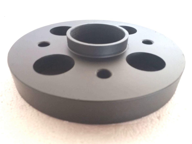 02 Pç Adaptador de roda Peugeot 4x108mm p/ 4x100mm 25mm CPF