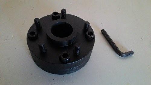 02 Pç Adaptador Roda Buggy De 4x130mm P/ 6x139,7mm C/ 45mm Bipart