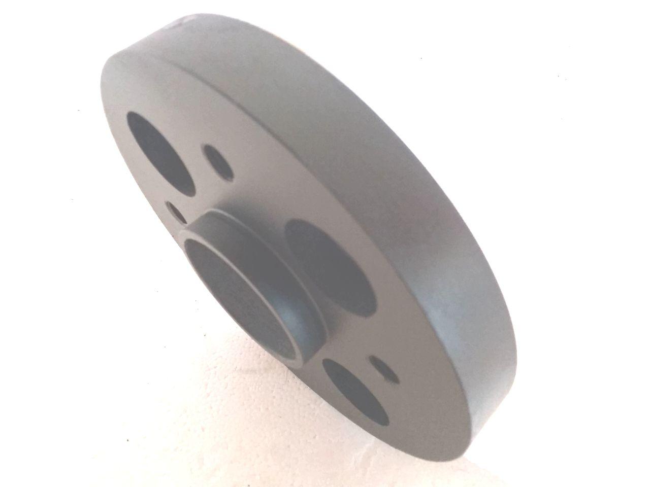 02 Pç Espaçador De Roda Gol 4x100mm P/ 4x100mm 25mm S/paraf