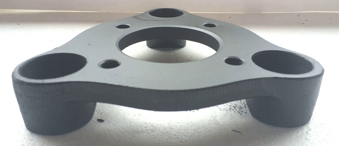 02 Pçs Adaptador de Roda Corcel Pampa 3x150mm P/ 4x108mm spf