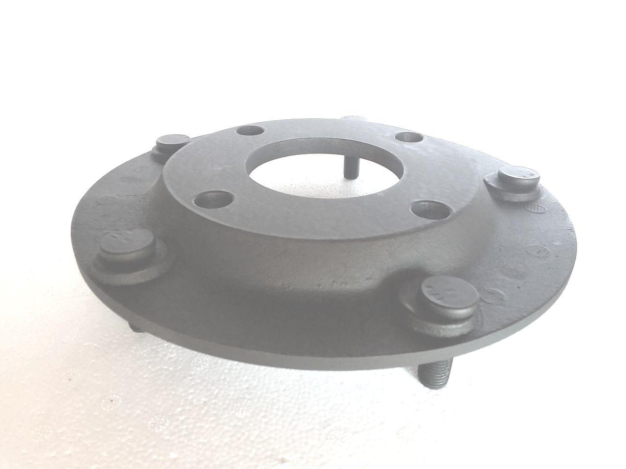 02 Pçs Adaptador De Roda De Fusca 4 F 4x130mm P/ 5x205mm Zi