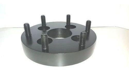 02 Pçs Adaptador De Roda Fiat 4x98mm P/ 6x139,7mm 22mm Prcr
