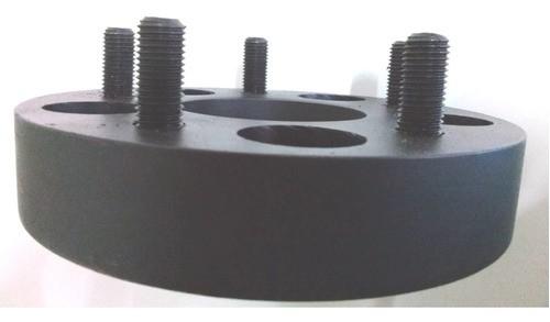 02 Pçs Adaptador De Roda Opala 5x114,3mm P/ 5x112mm 22mm