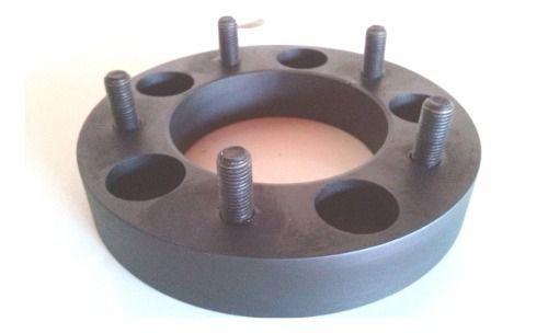 02 Pçs Adaptador De Roda S10 5x120mm P/ 5x139,7mm 25mm