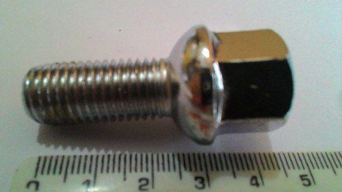 02 Pçs Espaçador De Roda Fusca 5 Furos 5x205mm 10mm Esp Cpf