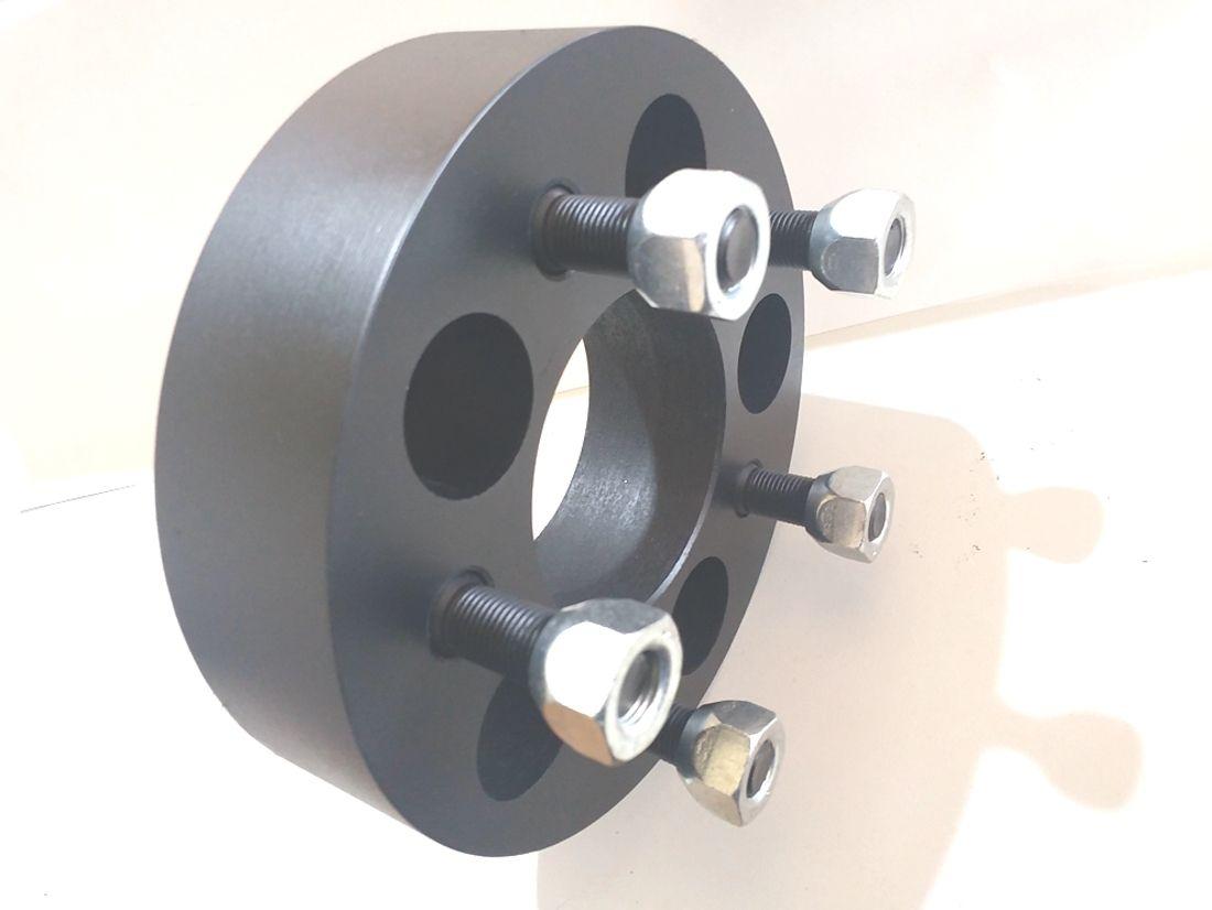 02 Pçs  Espaçador de roda Opala 5x114,3mm p/ 5x114,3mm 25mm