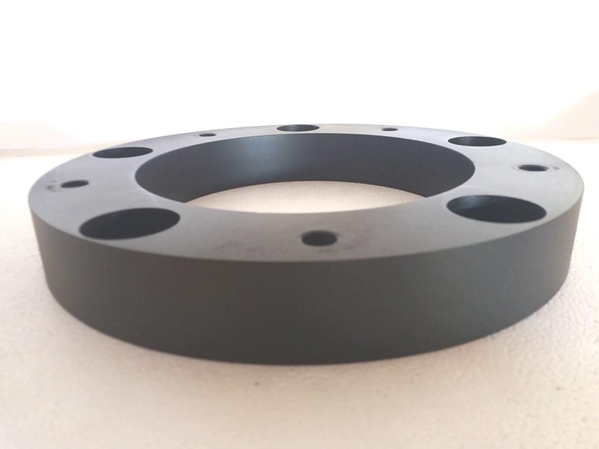 02 Pçs Espaçador Roda Fusca 5 F 5x205mm P/ 5x205mm 40mm Cpf