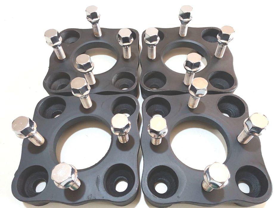 04 Adaptadores de rodas Fusca 4 furos 4x130mm p/ 4x100mm CPF