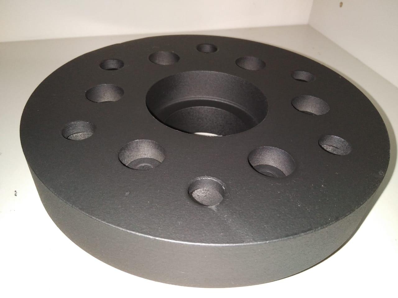 04 Espaçador/alargador Roda Dakota Frontier 6x114,3 50mm
