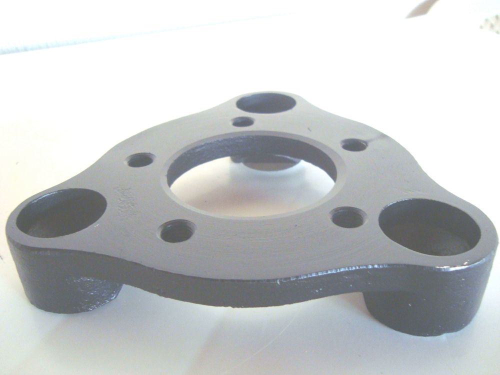 04 Pç Adaptador de Roda Corcel Pampa  3x150mm P/ 5x100mm spf