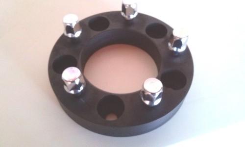 04 Pç Adaptador De Roda Opala 5x114,3mm P/ 5x105mm 22mm