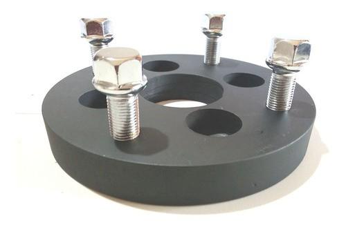04 Pç Adaptador Roda Gol P/ Fusca 4x100mm P/ 4x130mm 22mm CpF