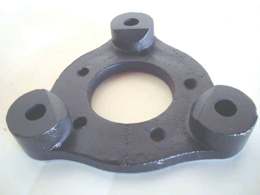 04 Pçs Adaptador de Roda Corcel Pampa 3x150mm P/ 5x112mm cpf