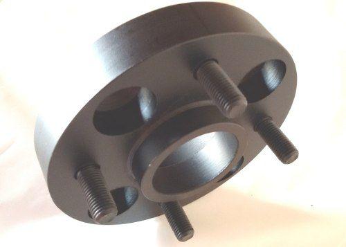04 Pçs Adaptador De Roda Ford 4x108mm P/ 4x100mm 25mm PRCR