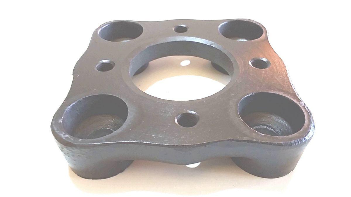 04 Pçs Adaptador De Roda Fusca 4 F 4x130mm P/ 4x100mm SPF
