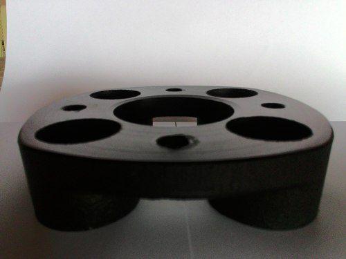 04 Pçs Adaptador De Roda Gol 4x100mm P/ 4x98mm 28MM SPF