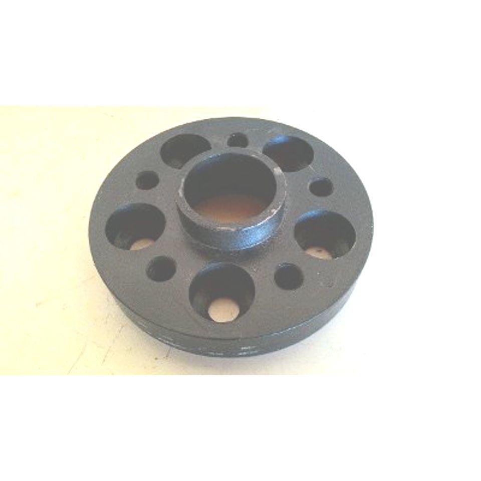 04 Pçs Adaptador De Roda Golf 5x100mm P/ 5x120mm 25mm Spf