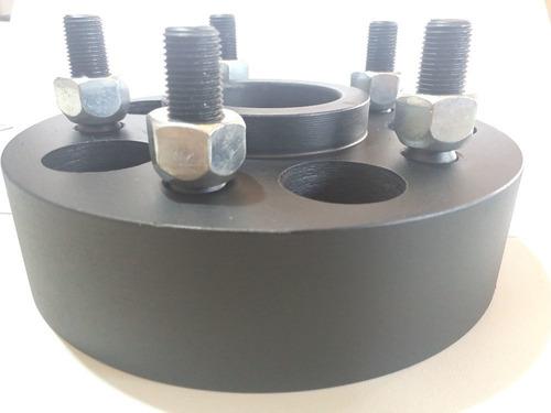04 Pçs Adaptador De Roda Ranger 5x114,3mm P/ 5x120mm 25mm