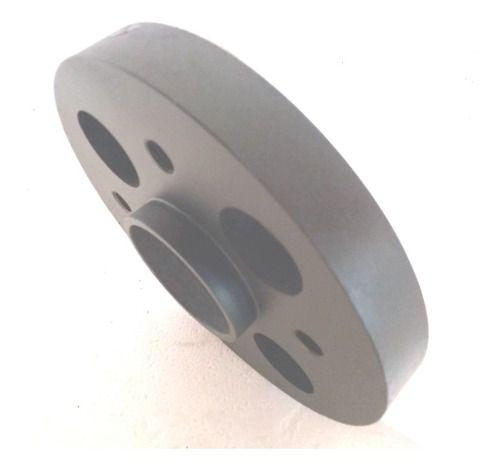 04 Pçs Adaptador De Roda Peugeot 4x108mm P/ 4x100mm 25mm Spf