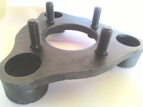 04 Pçs Adaptador de Roda Corcel Pampa 3x150mm P/ 4x100mm pzi