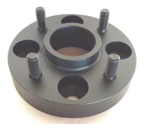 4 Pçs Adaptador Roda Nissan 4x114,3mm P/ 4x108mm Ford Pricro