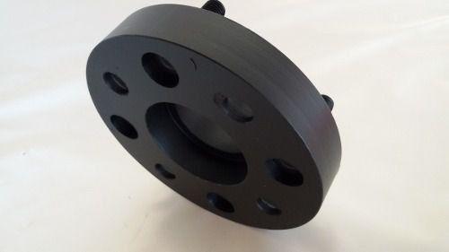 04 Pç Adaptador Roda Nissan 4x114,3mm P/ 4x98mm 25mm Prcr