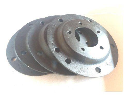 04 Pç Adaptador Roda Fusca 5 F 5x205mm P/ 5x139,7mm F1000 Spf