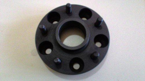 02 Pçs Espaçador De Roda Tracker 5x139,7mm P/ 5x139,7mm 32mm