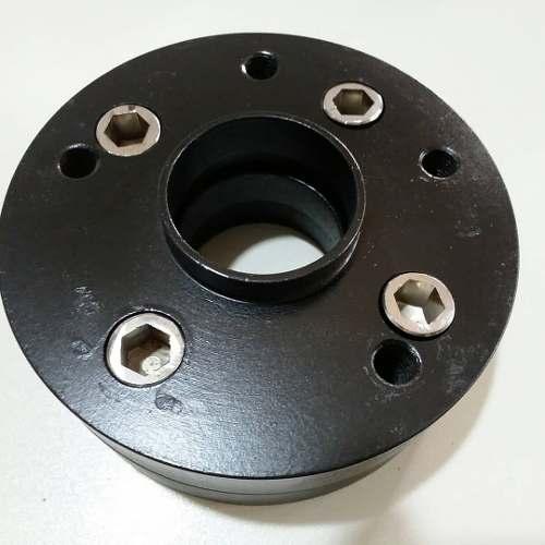 04 Pçs Adaptador Roda Gol 4x100mm P/ 5x108mm 22mm