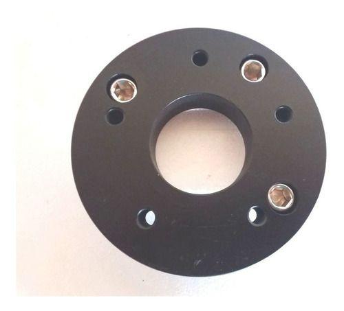 02 Pçs Adaptador De Roda Fusca 4 F 4x130mm P/ 5x130mm 20mm