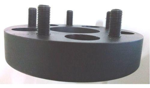 02 Pçs Adaptador De Roda Omega 5x110mm P/ 5x114,3mm 30mm